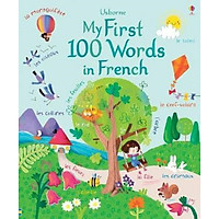Sách tiếng Anh - My First 100 Words in French