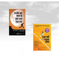 Combo 2 cuốn sách Đánh Thức Sức Mạnh Tiềm Thức Trong Con Người Của Bạn: Vì Ước Mơ Ngại Gì Dốc Cạn Tâm Sức + Thay Đổi Để Thành Công