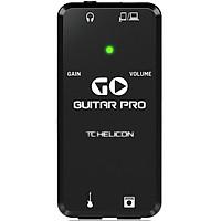 TC-Helicon GO GUITAR PRO Portable Guitar Interface for Mobile Devices-Hàng Chính Hãng