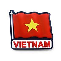 Nam châm lưu niệm - Cờ Việt Nam
