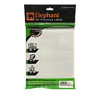 Giấy Ghi Chú Decal Elephant Cỡ A7 19 x 38mm