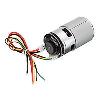Chihai CHR-775S Magnetic Holzer Encoder DC Motor 24.0V 8000RPM 12.0V 4000RPM Robot Driving Motor 12V