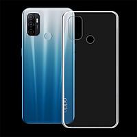 Ốp lưng cho điện thoại OPPO A53 2020 - 01314 - Ốp dẻo trong suốt, bảo vệ điện thoại - Hàng Chính Hãng