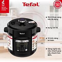 [Tefal] Nồi áp suất điện đa năng Tefal CY601868 - Hàng chính hãng