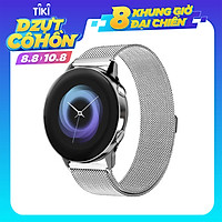 For Samsung Galaxy Watch Active 20mm Replacement Stainless Steel Watch Band Strap