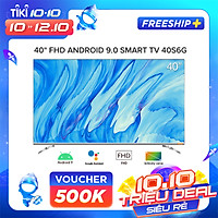 Android Tivi Coocaa Full HD 40 inch 40S6G