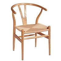 Ghế wishbone đan dây