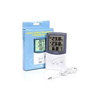 Máy đo nhiệt độ, độ ẩm model TA318 - Tặng 01 đèn ngủ cắm USB