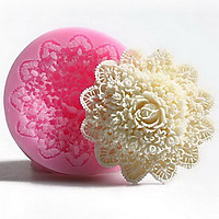 Khuôn silicon hoa kiểu