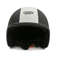 Mũ Bảo Hiểm 3/4 Đầu GRS A368