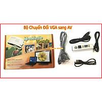 Bộ Chuyển Đổi VGA sang AV