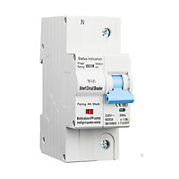 Aptomat Đơn Thông Minh Wifi SHP-IO2