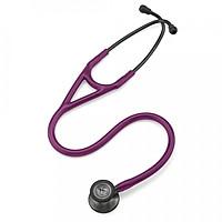Ống nghe y tế 3M Littmann Cardiology IV, mặt nghe màu khói, dây nghe màu tím, 27 inch, 6166