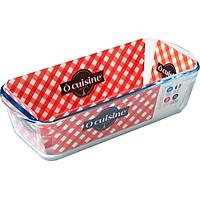 Khay Làm Bánh Gốm Thủy Tinh Chữ Nhật Ocuisine  – 28x11x8cm
