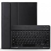 Bao da kèm bàn phím Bluetooth dành cho iPad 8 10.2 2020 Smart Keyboard hàng nhập khẩu