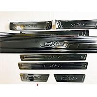 Ốp Bậc Dành Cho Xe Mazda CX5, CX-5 2014 đến 2021 Mẫu Titan