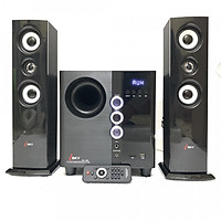 Dàn âm thanh karaoke Isky SK-329 - kết nối Bluetooth, dàn âm thanh tại gia, dàn karaoke gia đình âm thanh đỉnh cao