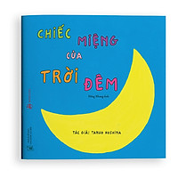 Chiếc miện của bầu trời đêm - Sách Ehon Nhật Bản cho bé phát triển trí tưởng tượng
