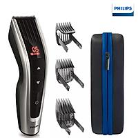 Tông đơ cắt tóc cao cấp Philips HC9420/15 dễ dàng chọn và khóa hơn 60 cài đặt chiều dài từ 0.5 đến 42 mm - Hàng Nhập Khẩu