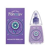 Nước hoa toàn thân Fantasy - Enchanted rebellion 100 ml chính hãng