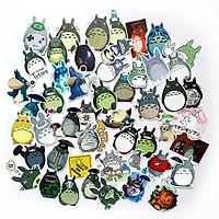 Bộ 50 Sticker Totoro Hình Dán Chủ Đề Manga Dễ Thương Cute Chống Nước Decal Chất Lượng Cao Trang Trí Va Ly Du Lịch Xe Đạp Xe Máy Xe Điện Motor Laptop Nón Bảo Hiểm Máy Tính Học Sinh Tủ Quần Áo Nắp Lưng Điện Thoại