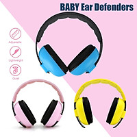 3 Colors BABY Childs Ear Defenders Earmuffs Protection Noise Proof 3months+ Boys Girls