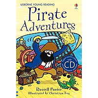 Usborne Pirate Adventures + CD