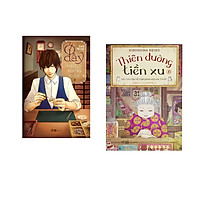 Combo 2 cuốn sách: Ở đây sửa kỷ niệm xưa tập 1 + Thiên đường tiền xu - Câu chuyện về tiệm bánh kẹo ma thuật 1
