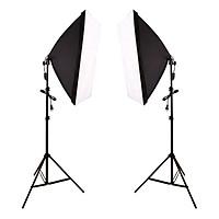 Bộ Kit Studio 2 Đèn 4 Bóng LED360 20W