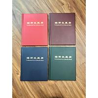 Quyển Album Bảo Quản Tiền Xu PCCB MINGT lớn chứa được 310 gồm Xu Lớn và Xu Nhỏ