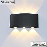 Đèn trang trí hắt tường 2 đầu 6w chống nước TN188 - Decor lighting
