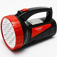 Đèn Pin Sạc Điện Cầm Tay 2 Trong 1 Tiross TS689