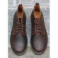 Giày Boots Nam Cổ Lửng CC-02
