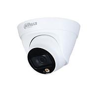 Camera IP Dome  2MP Full-color 24/7 DAHUA DH-IPC-HDW1239T1P-LED-S4 - Hàng Chính Hãng