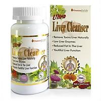 Thực phẩm chức năng Mỹ: Ultra Liver Cleanser, giải độc gan 30 viên | TPCN USA 02