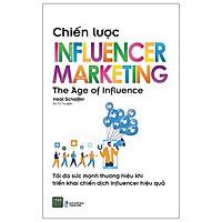 Sách - Chiến Lược Influencer Marketing