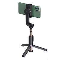 Gậy tự sướng tích hợp Gimbal và tripod 3 trong 1 WiWU TGS-301 Tripod Gimbal Selfie Stick - Hàng chính hãng