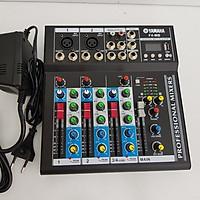 mixer yamaha F4 có bluetooth hàng nhập khẩu