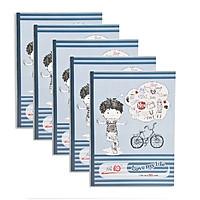Bộ 5 Tập học sinh 96 trang Điểm 10 NB-048 (hình ngẫu nhiên)