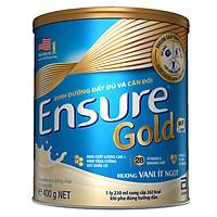 Sữa Bột Abbott Ensure Gold Vani Ít Ngọt 400g