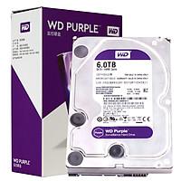 Ổ Cứng HDD Purple WD WD60EJRX SATA6Gb/s (6TB)