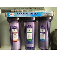 Bộ lọc tinh 3 ly Đài Loan 10inch - dùng cho nước sinh hoạt