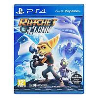 Đĩa Game PlayStation PS4 Sony Ratchet Clank Hệ Asia - Hàng Chính Hãng