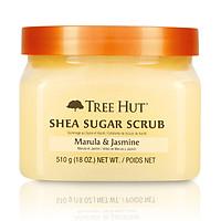 Tẩy tế bào chết cơ thể Tree Hut Shea Sugar Scrub Marula & Jasmine