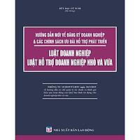 Hướng Dẫn Mới Về Đăng ký Doanh Nghiệp và Các Chính Sách Ưu Đãi Hỗ Trợ Phát Triển, Luật Doanh Nghiệp, Luật Hỗ Trợ Doanh Nghiệp Nhỏ và Vừa