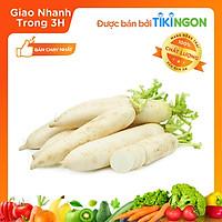 [Chỉ giao HN] - Củ cải trắng (1kg) - được bán bởi TikiNGON - Giao nhanh 3H