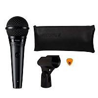 Mic Shure PGA58-LC Micro Cầm Tay Vocal Hàng Chính Hãng USA Microphone Karaoke PGA58 -  Kèm Móng Gẩy DreamMaker