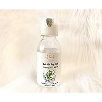 Nước rửa tay khô với tinh chất trà xanh dưỡng da Belle 100ml