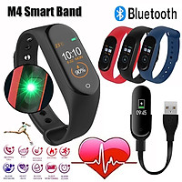 Band 4 Smart Wristband Fitness Bracelet Heart Rate Monitor Activity Tracker Smart Band Sport Watch for IOS Xiaomi PK Mi Band 4