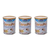 BỘ 3 LON SỮA BỘT VINAMILK CANXIPRO 400G